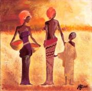 tableau africain tati